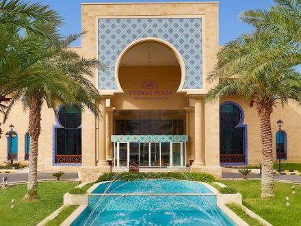 Crowne Plaza Jordan Resort