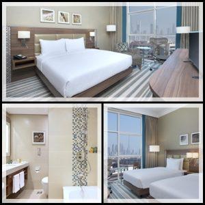 Hilton Garden Inn Dubai Al Mina colaj