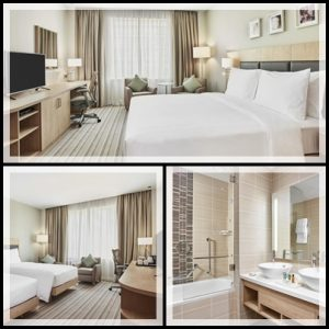 Hilton Garden Inn Dubai Mall Of The Emirates colaj 1