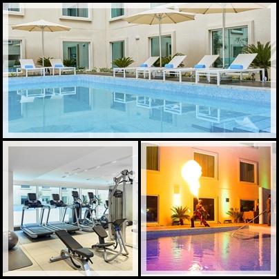 Hilton Garden Inn Dubai Mall Of The Emirates 4 Movenpick