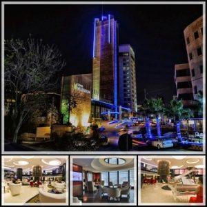 Millennium Hotel colaj