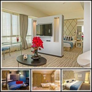 Millennium Hotel colaj3