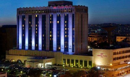 Crowne Plaza Hotel4