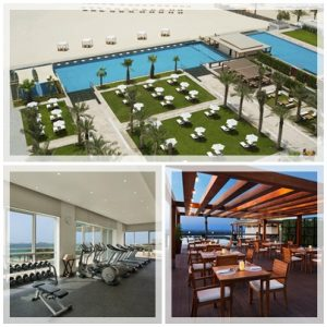 DoubleTree by Hilton Dubai Jumeirah Beach COLAJ 2