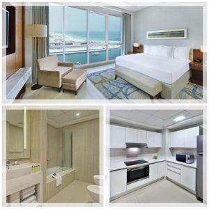 DoubleTree by Hilton Dubai Jumeirah Beach COLAJ