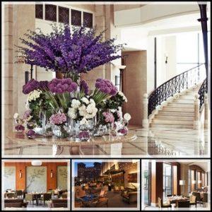 Four Seasons Hotel colaj