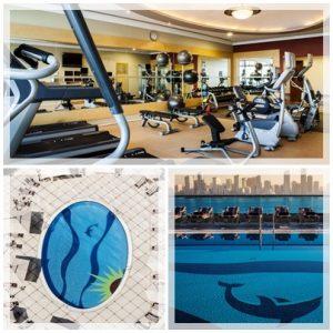 Hilton Sharjah colaj 1