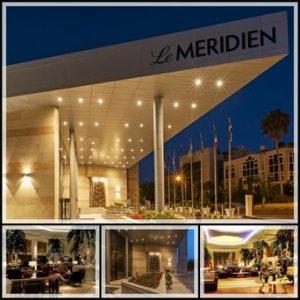 Le Meridien Hotel colaj