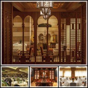 Le Meridien Hotel colaj5