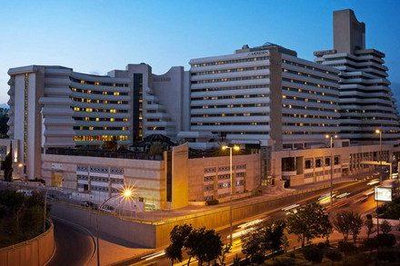 Le Meridien Hotel38
