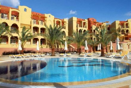 Marina Plazza Resort