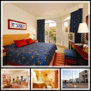 Marina Plazza Resort colaj