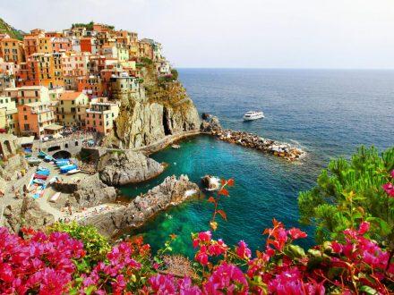 Toscana cinque terre