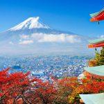 japonia mount fuji
