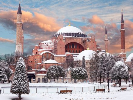 istanbul winter